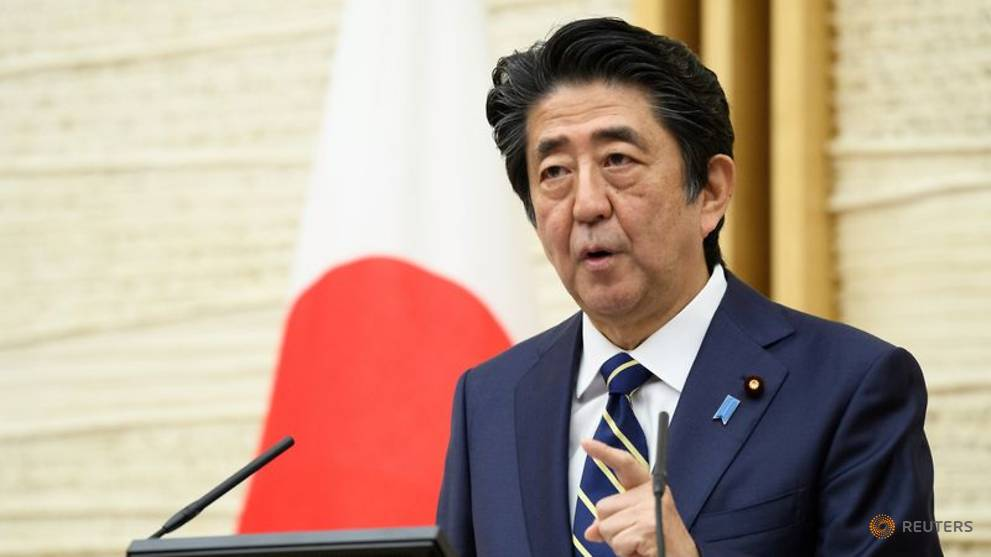 Abe's 'own goals' slash support rates even as Japan's rate of COVID-19 infections declines