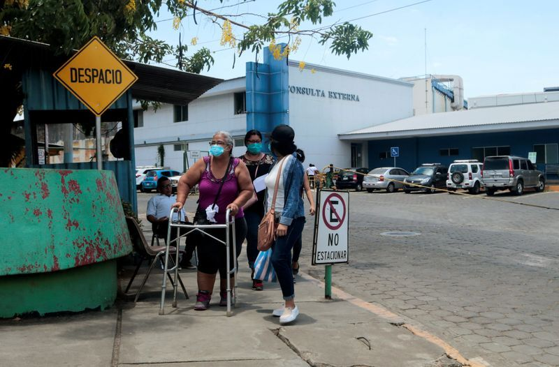 Nicaragua reports more pneumonia deaths, some tied to covid-19