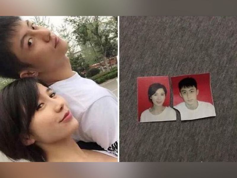 Johnny Huang's ex-girlfriend attempts suicide?