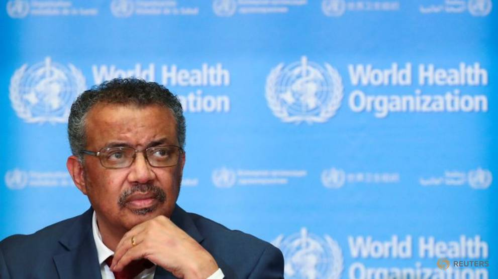 WHO chief vows to continue leading coronavirus response after Trump threat to quit