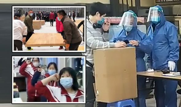 China second wave: Beijing on alert as city of 4.4m people faces Wuhan-style lockdown