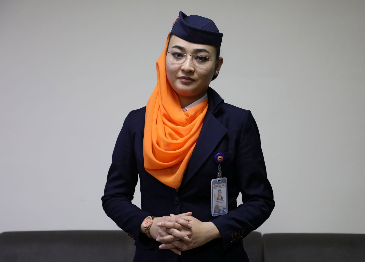 Afghan airlines at risk of collapse, taking women's jobs with them