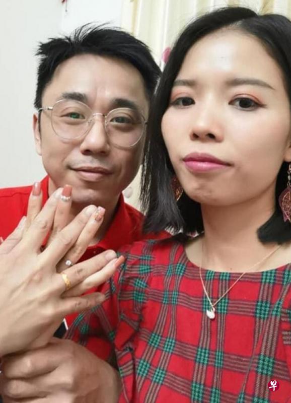 小彬彬梅开三度娶越南女友