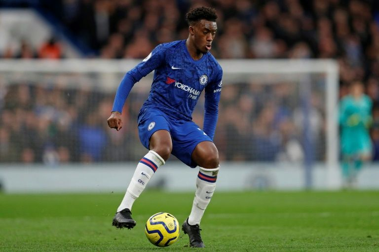 Chelsea's Hudson-Odoi arrested and bailed: reports