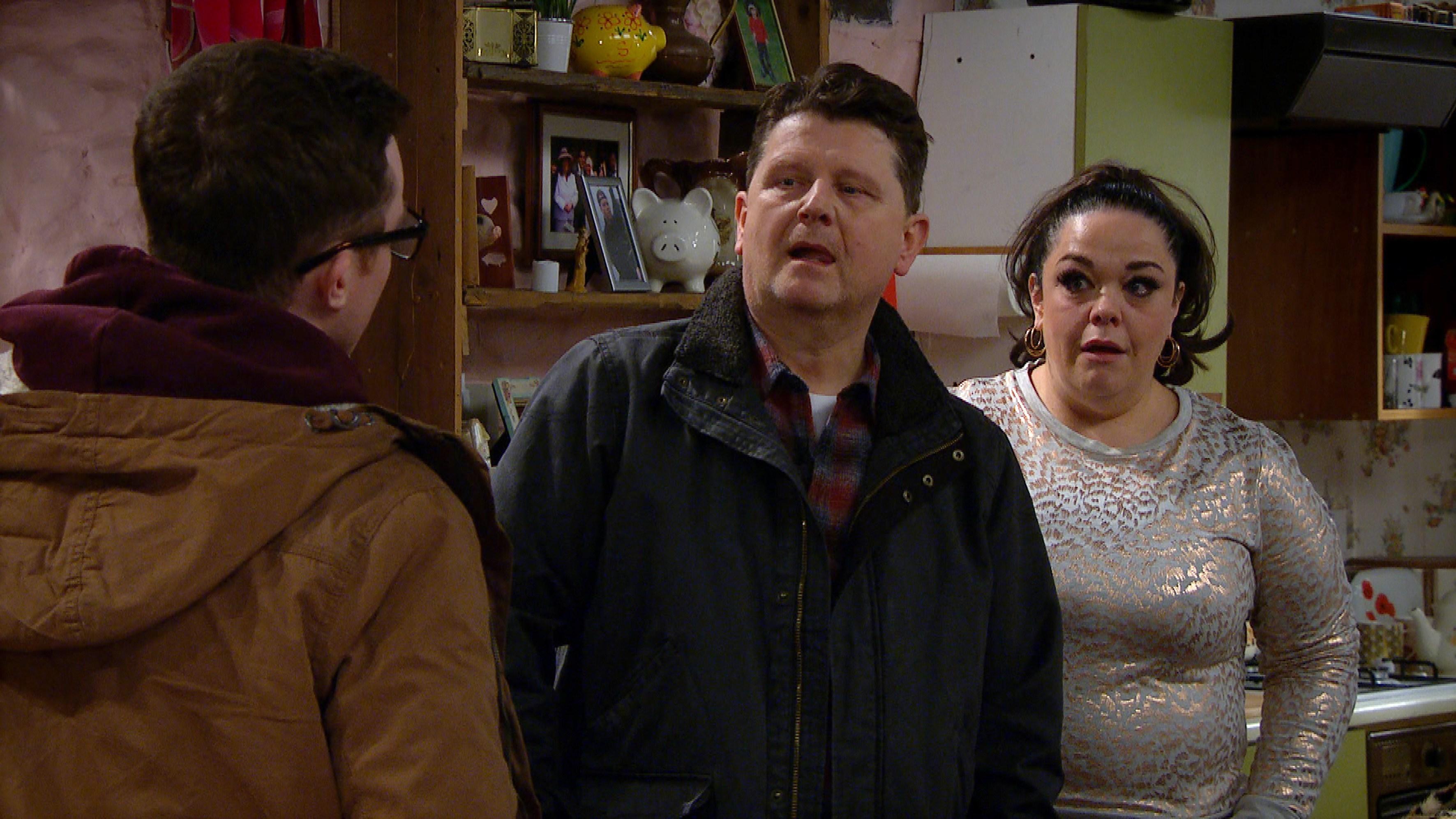 Emmerdale spoilers: Vinny devastated as he discovers dad Paul's shocking betrayal