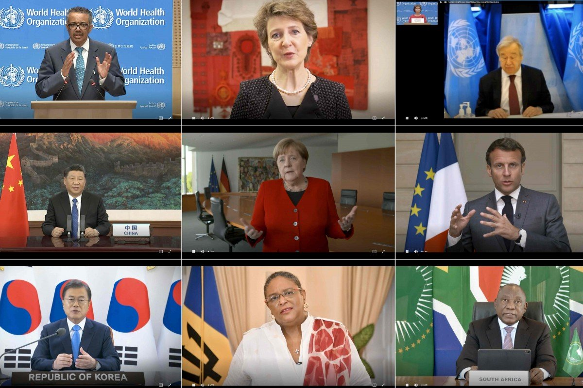 Coronavirus: African nations back WHO on handling of epidemic
