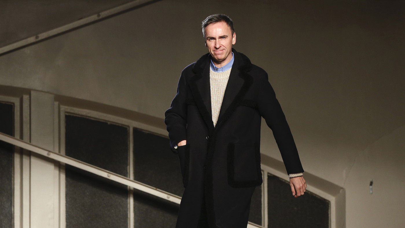 Raf Simons Everything You Need To Know About The Fashion Designer Nestia