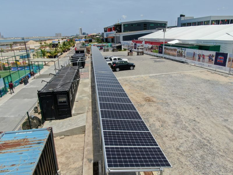 Outlook bright as solar energy keeps nigerian homeworkers powered up