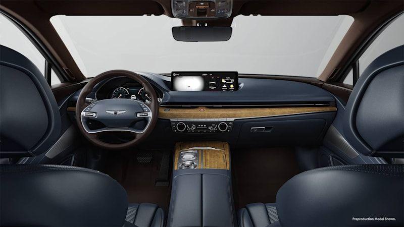 2021 Genesis G80 priced far below its luxury sedan competitors