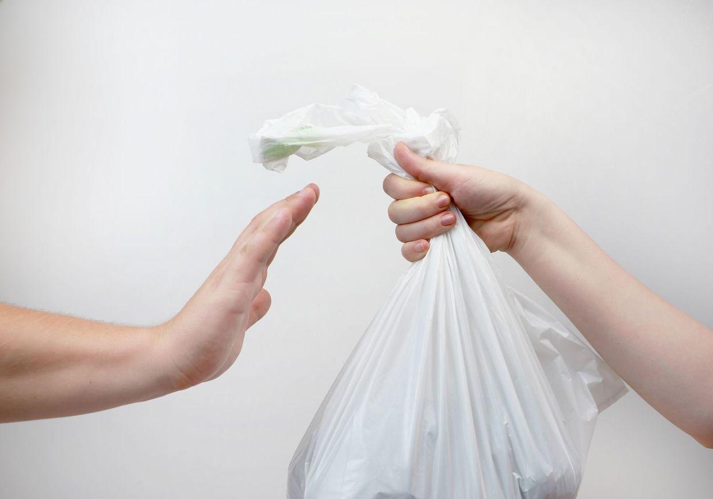 Covid-19 brings back plastic bag madness