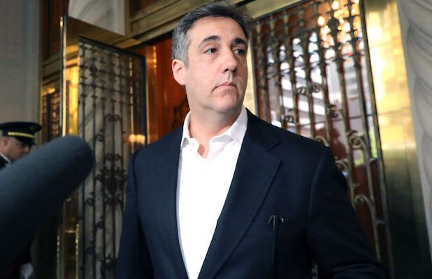 Michael Cohen to Be Released From Prison on Thursday Due to Pandemic