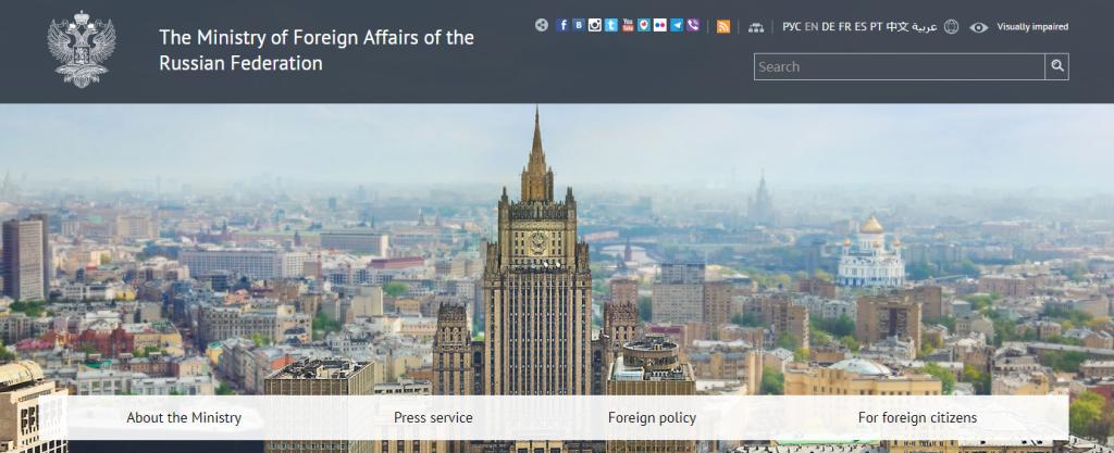 多家俄媒Youtube账号被删 俄外交部怒批:美方理由太牵强