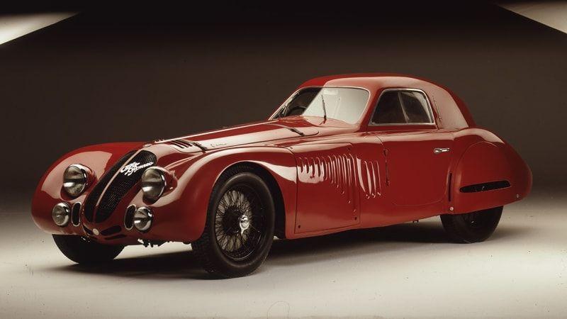 Touring Superleggera planning a tribute to one of Alfa Romeo's most beautiful cars