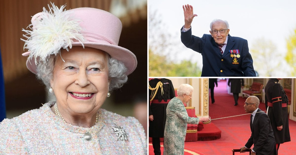 Queen's Birthday Honours List delayed until autumn amid coronavirus
