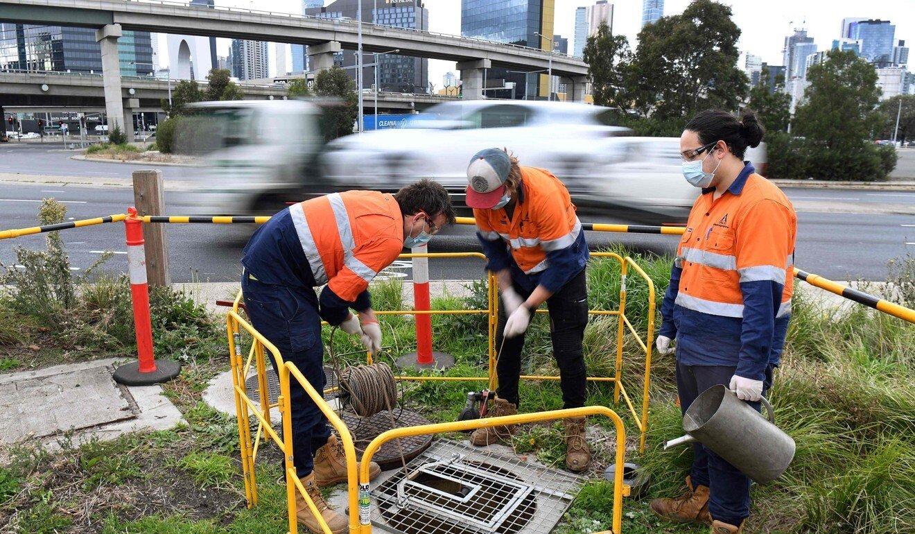 Australia sifts through sewage to find hidden coronavirus clusters
