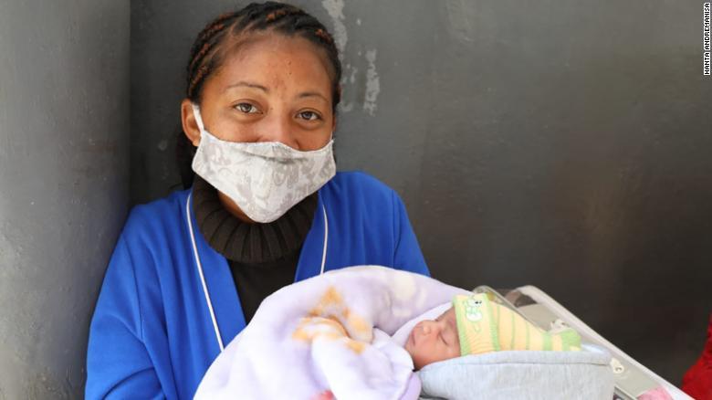 Pregnant women in Madagascar get free transport to hospitals during coronavirus pandemic