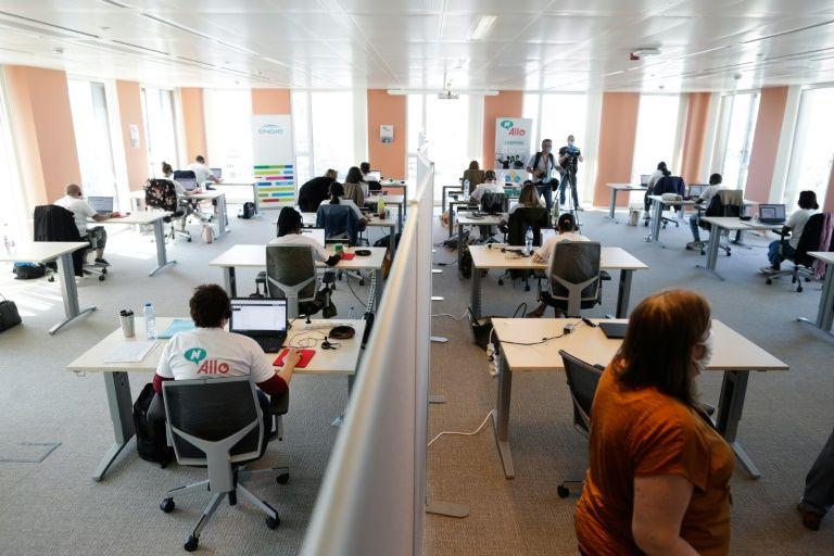 Belgium's new profession, the virus tracker