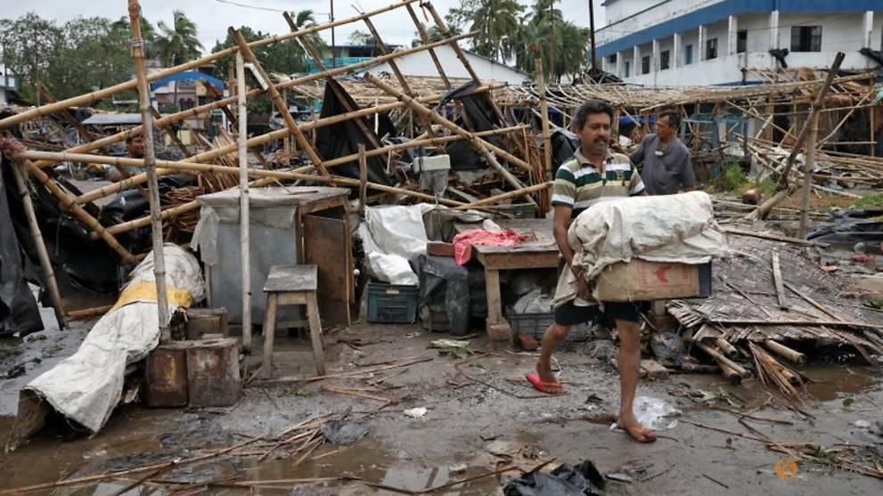 Cyclone Amphan swamps parts of India, Bangladesh but evacuations keep death toll down