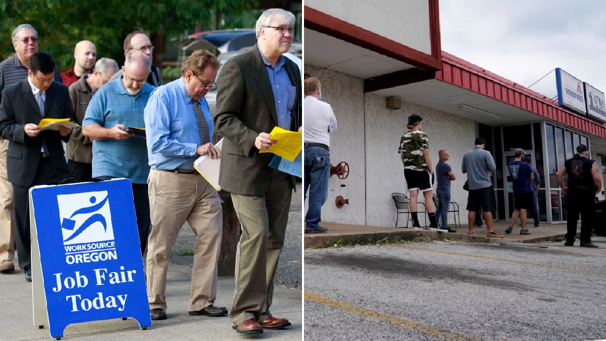 US jobless total nears 40 million as 2.4 million more are left out of work