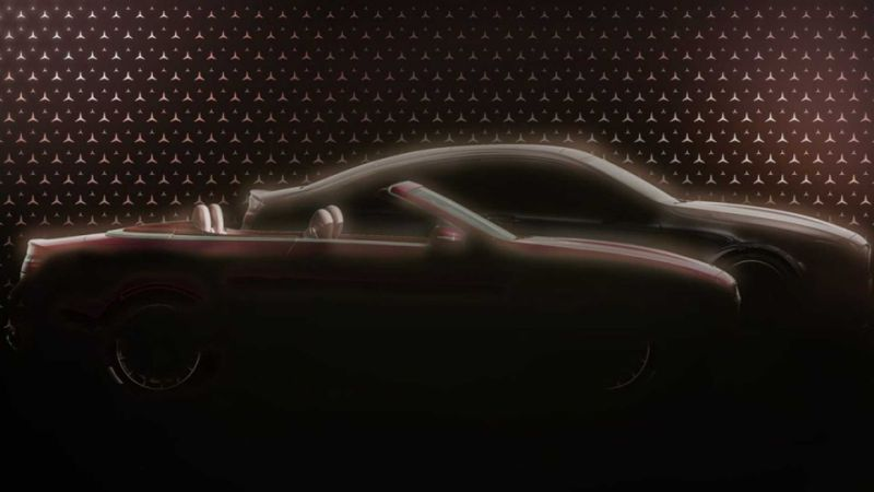 2021 Mercedes E-Class Coupe, Convertible teased, debut 27 May