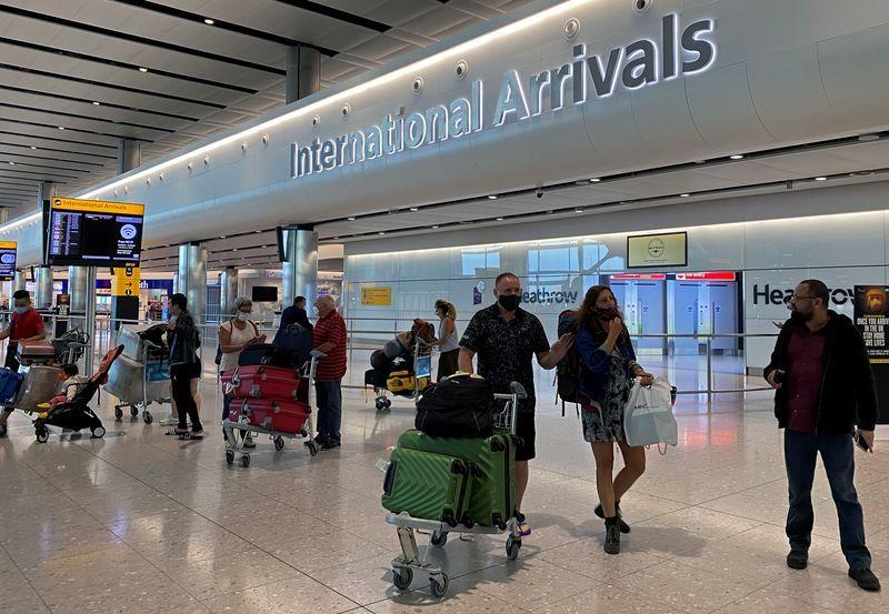 UK set to outline quarantine measures for international arrivals