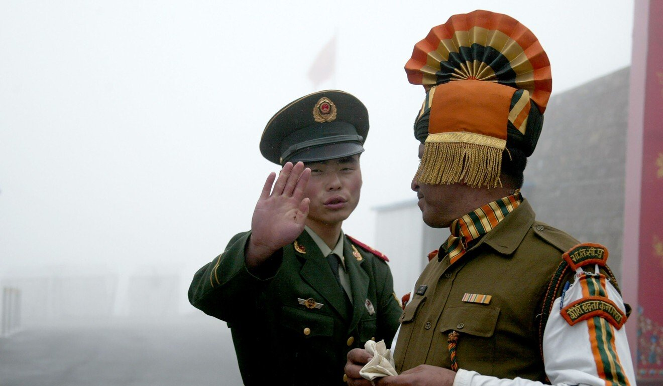 India blames China for stand-offs on disputed border, claiming routine patrols were blocked