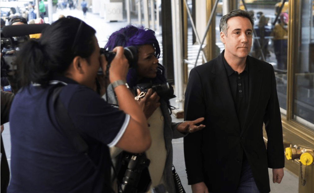 Donald Trump's ex-fixer Michael Cohen becomes latest pal to get out of jail early