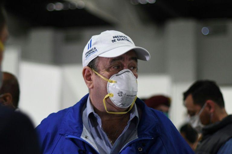 Guatemala blasts trump over virus-infected migrant deportations