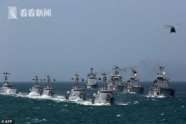 委内瑞拉将海空护航伊朗油轮入港 伊朗警告美国