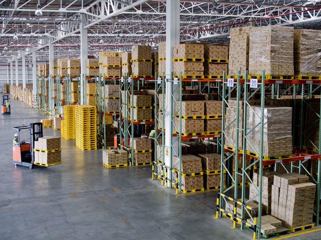 OMG⚡全球最大电商Amazon传仓库爆发大规模疫情!超过100名员工感染新冠肺炎!