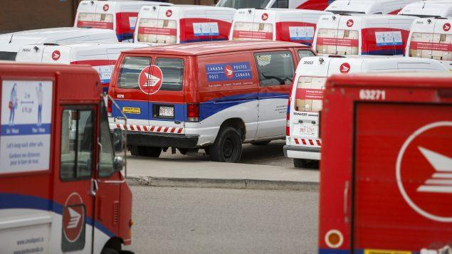 加邮局工会抱怨城乡邮递员同工不同酬