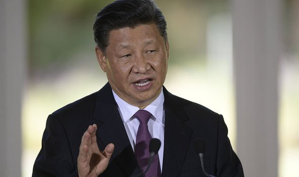 China 'using distraction of coronavirus to further competing ideology', MoD insider warns