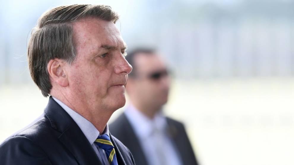 Brazil government furious at bid to seize Bolsonaro's phone