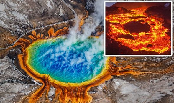 Yellowstone volcano: How scientists pinpointed next eruption after magma 'rose quickly'