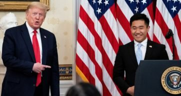 White House Adviser, Trump Donor Calls COVID-19 a 'Chinese Nightmare'