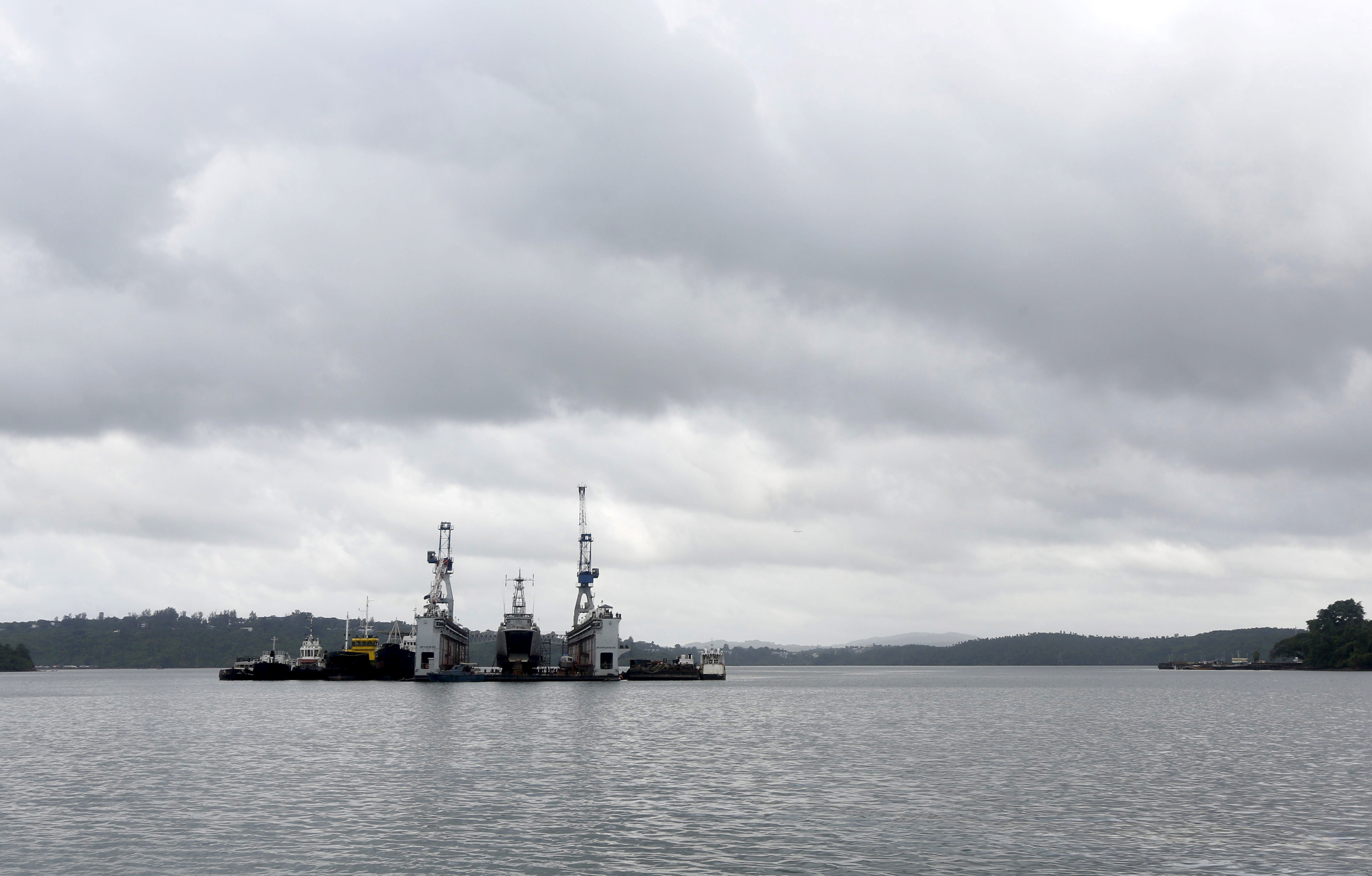 Japan's contributions to maritime stability in the Bay of Bengal