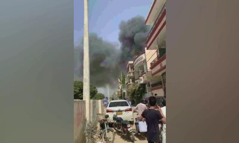 巴基斯坦信德省卫生部发言人:失事客机共载99人,其中97人遇难、2人幸存