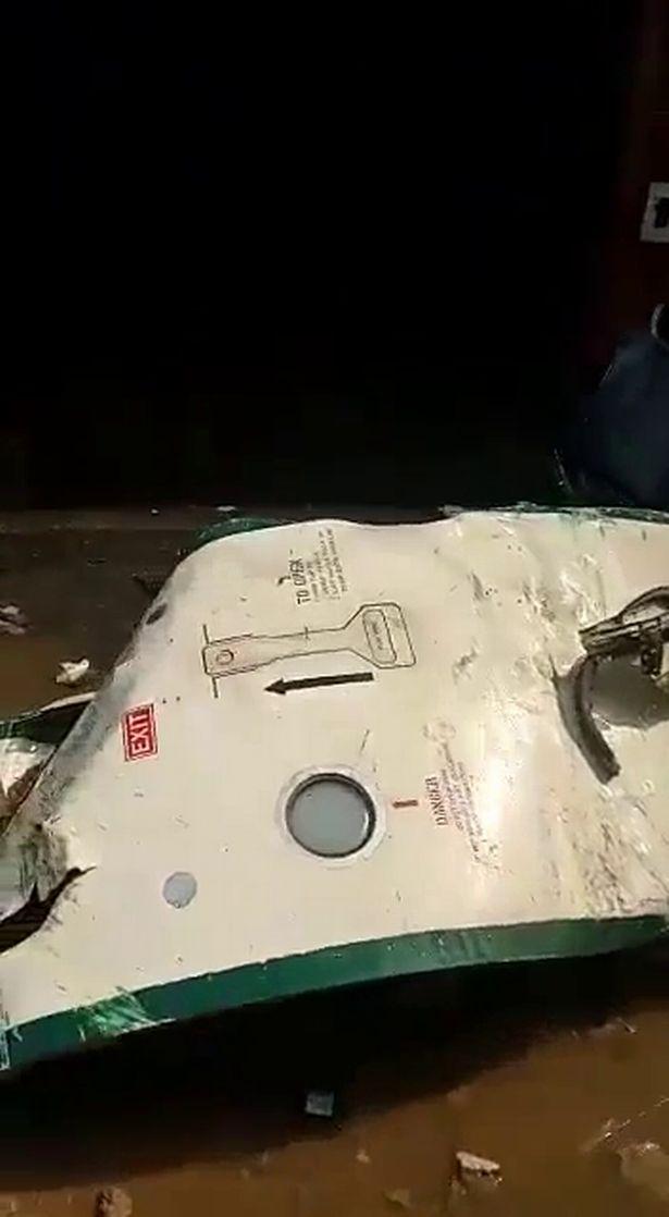 Pakistan plane crash: Chilling video shows burning jet after it crashed into houses