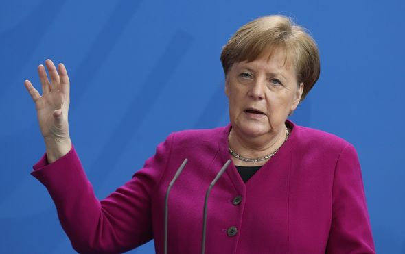 Angela Merkel gears up for last-ditch attempt to shape EU as bloc faces huge challenges
