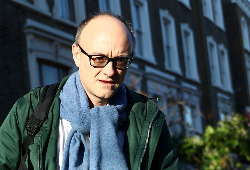UK opposition calls on PM to sack top adviser over 400 km lockdown drive