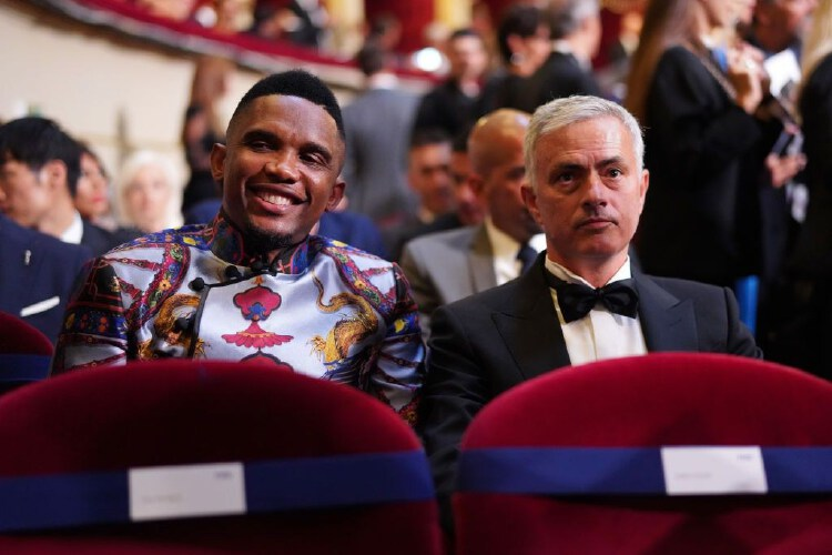 It's yours': How Jose Mourinho convinced Samuel Eto'o to leave ...