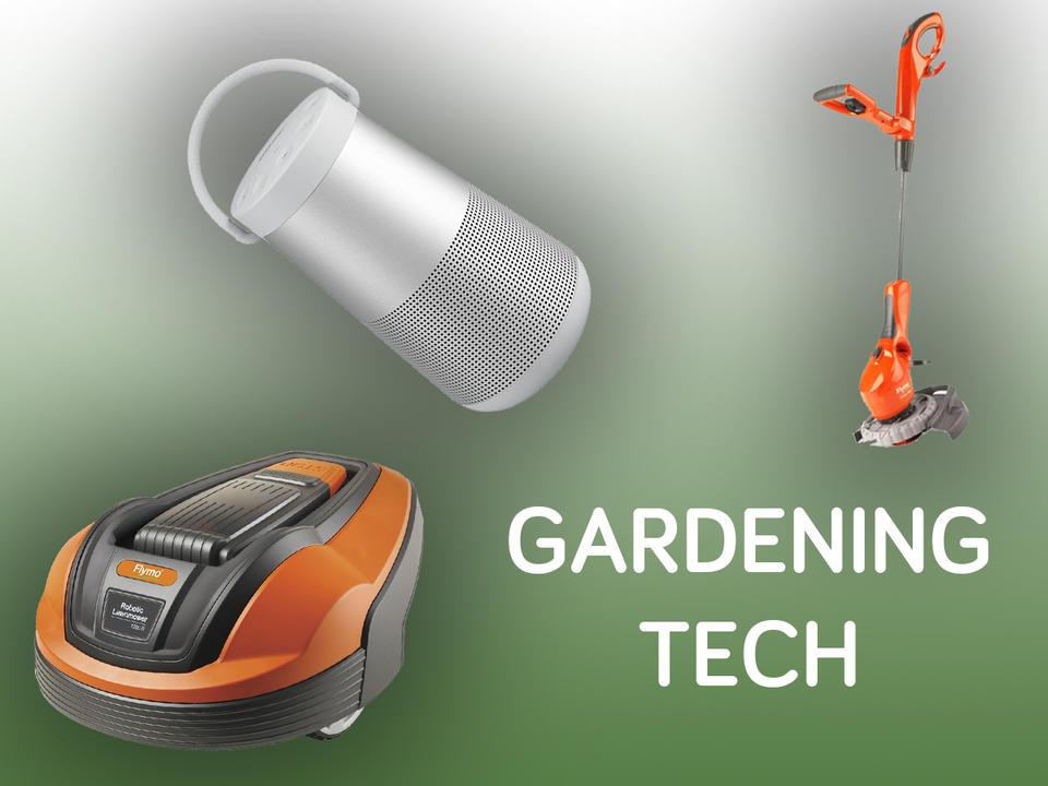 Ground Force: the best gardening tech