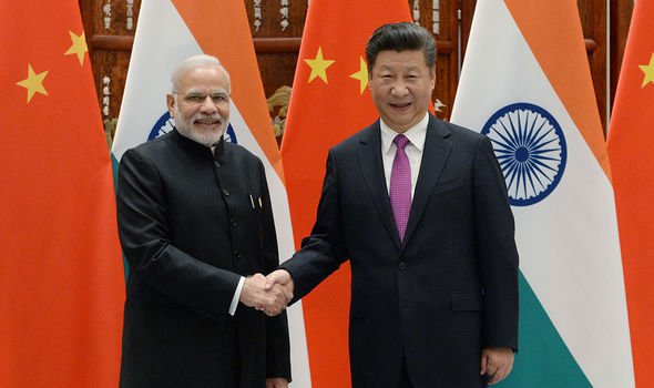 Fears of open war between China and India as border dispute erupts