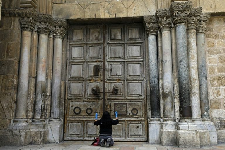 Jerusalem's church of the holy sepulchre to reopen Sunday