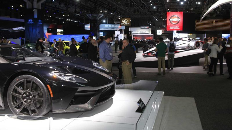 2020 New York Auto Show, rescheduled for August, now cancelled