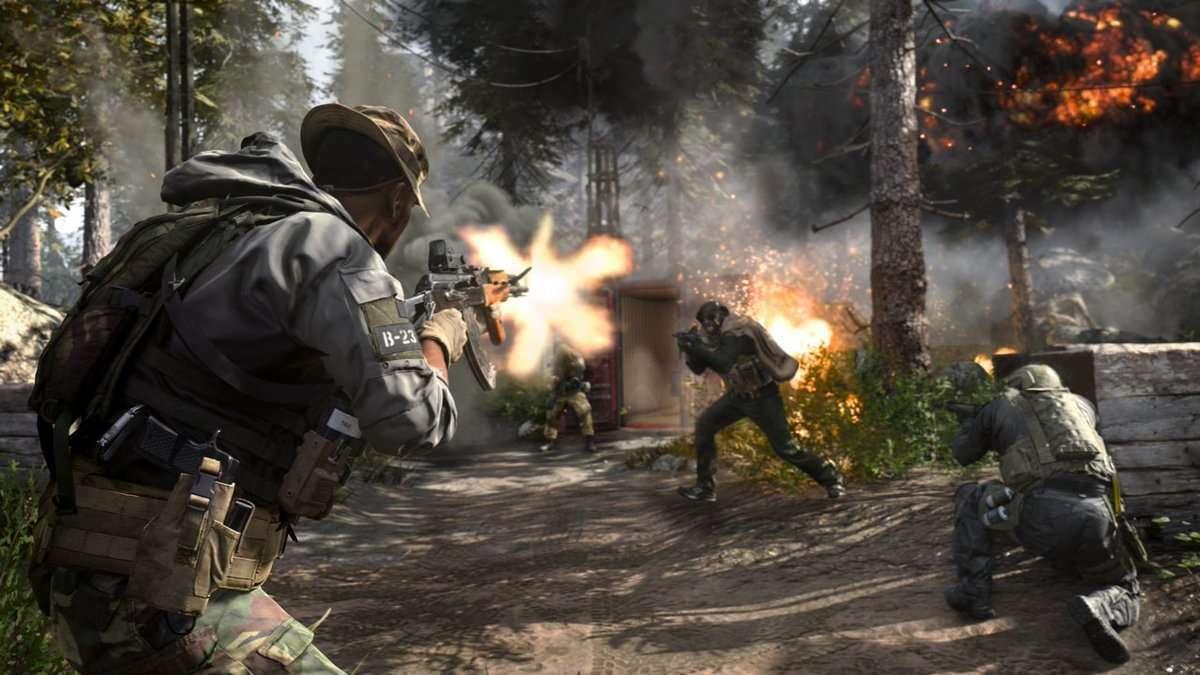 New Call Of Duty: Modern Warfare Patch Resurrects Beloved Map