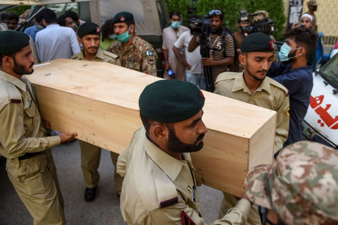 Pakistan plane crash leaves grim task: Identifying victims from DNA
