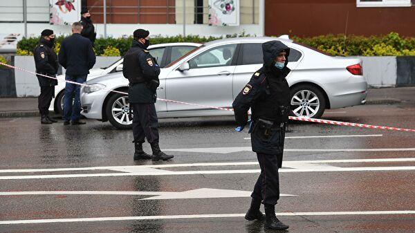 莫斯科银行劫持人质嫌犯被捕视频曝光 有偷窃前科