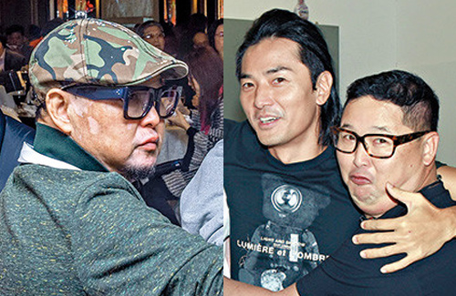 Ekin Cheng Helps Wilson Chin with Medical Bills