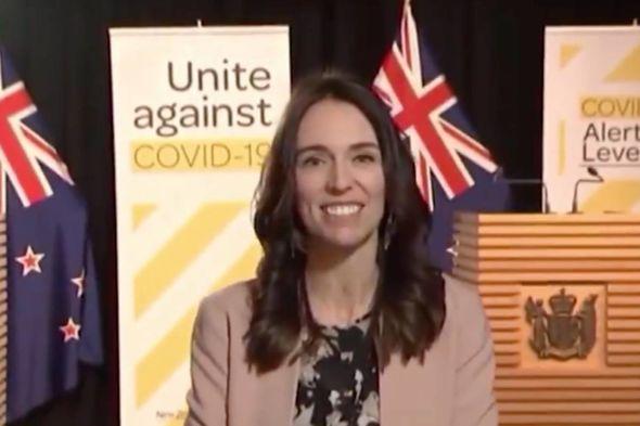 New Zealand earthquake: PM Jacinda Ardern shaken as huge 5.8 quake disrupts TV interview